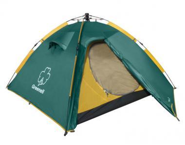 Туристическая палатка Greenell Клер 3 V2