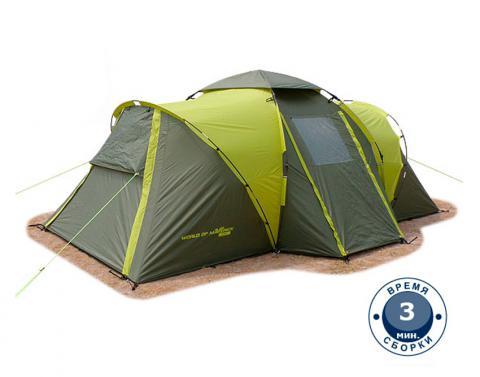Кемпинговая палатка World of Maverick Slider