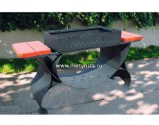 Мангал дачный МС-6