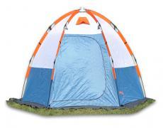 Палатка для зимней рыбалки World of Maverick ICE 2 (blue)