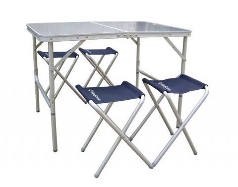 Комплект кемпинговой мебели King Сamp Tablle and chair set 3850