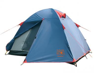 Туристическая палатка Sol Tourist