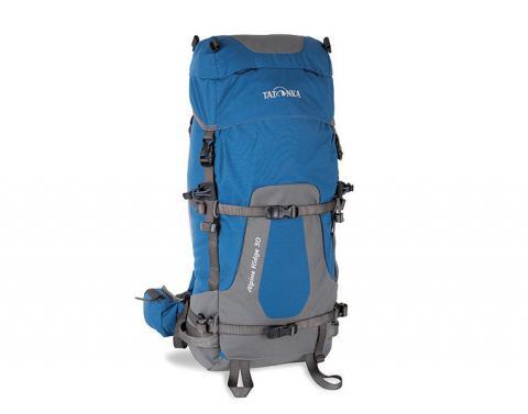 Рюкзак Tatonka Alpine Ridge 30 (alpine blue/carbon)