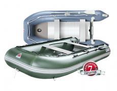 Надувная моторная лодка YUKONA 330TS (camo)
