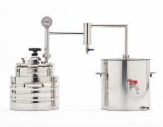 Cамогонный аппарат «Деревенский скороварка» 12 литров
