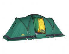 Кемпинговая палатка Alexika Indiana 4 (green)