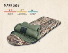 Спальный мешок Tengu Mark 26SB (realtree apg hd)