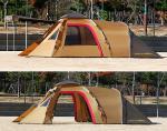Кемпинговая палатка World of Maverick Grand Family-2