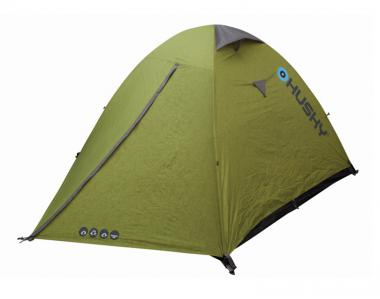 Туристическая палатка Husky Bird (light green)