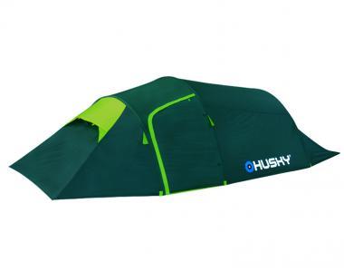 Кемпинговая палатка Husky Braver 3 (dark green)