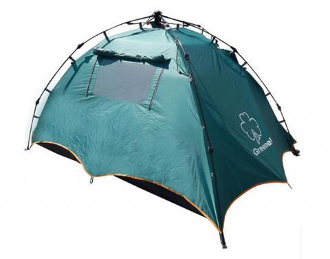Туристическая палатка Greenell Огрис 2