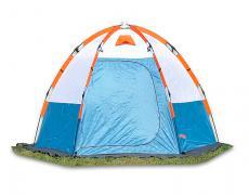 Палатка для зимней рыбалки World of Maverick ICE 3 (blue)