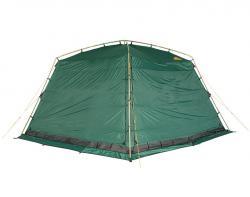 Кемпинговый тент-шатер Alexika China House ALU (зеленый)-7