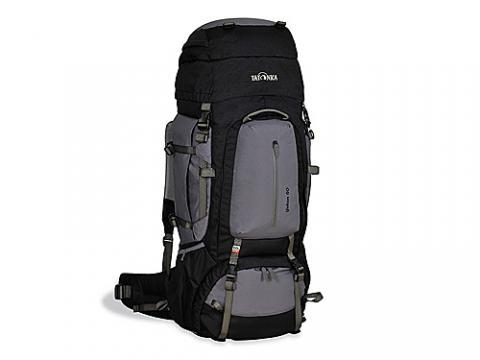 Рюкзак Tatonka Yukon 60 (black/carbon)
