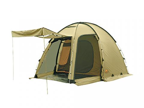 Кемпинговая палатка Alexika Minnesota 4 Luxe (beige)