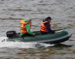 Надувная моторная лодка YUKONA 330TS-2