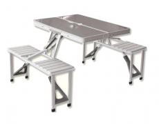 Комплект кемпинговой мебели King Сamp Delux table/Chair Set 3864