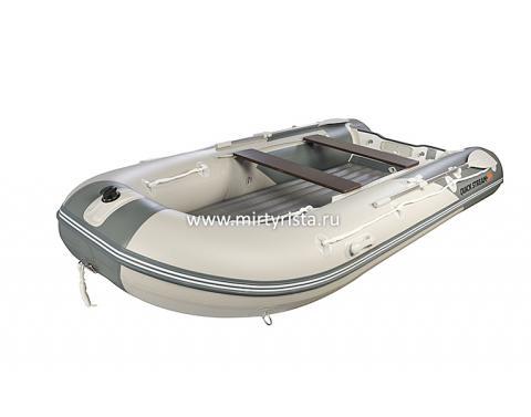 Надувная моторная лодка Quick Stream RU3-340 (пол НДНД)