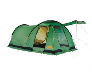 Кемпинговая палатка Alexika Nevada 4 (green)
