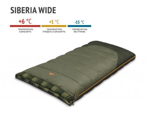 Спальный мешок Alexika Siberia Wide