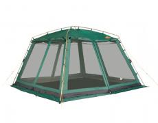 Кемпинговый тент-шатер Alexika China House ALU (зеленый)
