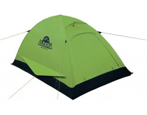 Экстремальная палатка Alexika Super Light 2 (green)