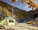 Туристический шатер-тент World of Maverick Cosmos 500-3