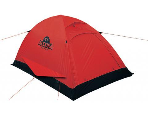 Экстремальная палатка Alexika Super Light 2 (orange)