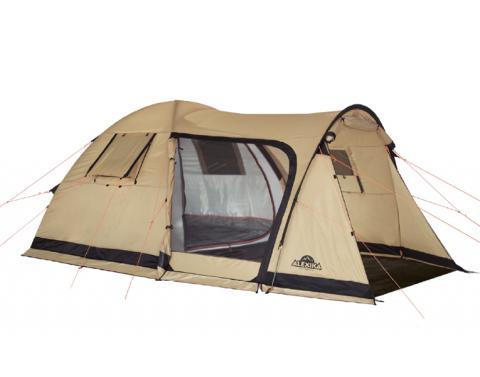 Кемпинговая палатка Grand Tower 4 (sand)