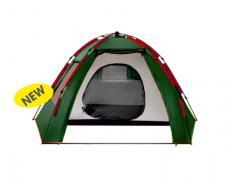 Туристическая палатка Talberg Garda 4