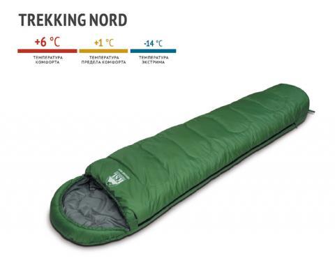 Cпальный мешок KSL Trekking Nord