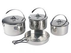 Набор посуды Tatonka Family Cook Set L