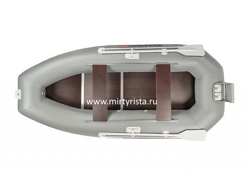 Надувная лодка Quick Stream RF1 - 270 PL (фанерный пайол)