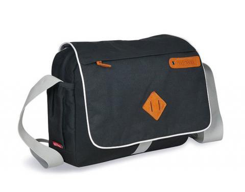 Городская сумка Tatonka Baron (black)