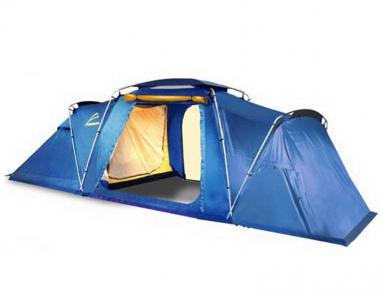 Кемпинговая палатка Normal Бизон люкс
