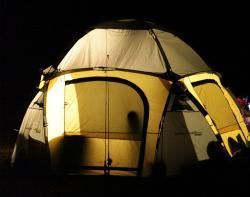 Туристический шатер-тент World of Maverick Cosmos 500-6