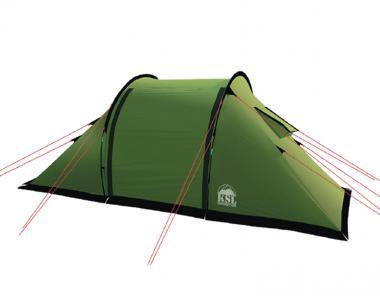 Кемпинговая палатка KSL Atlanta 4