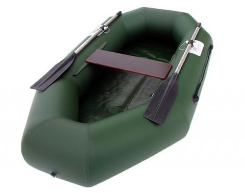 Надувная лодка Stream «Стрим-1,5»  light