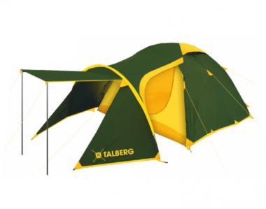 Туристическая палатка Talberg Atol 3