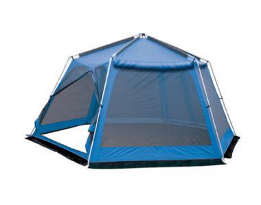 Кемпинговый тент-шатер Sol Mosquito (blue)