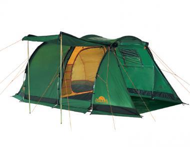 Кемпинговая палатка Alexika Apollo 4 (green)
