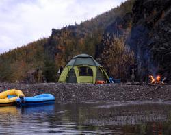 Туристический шатер-тент World of Maverick Cosmos 500-2
