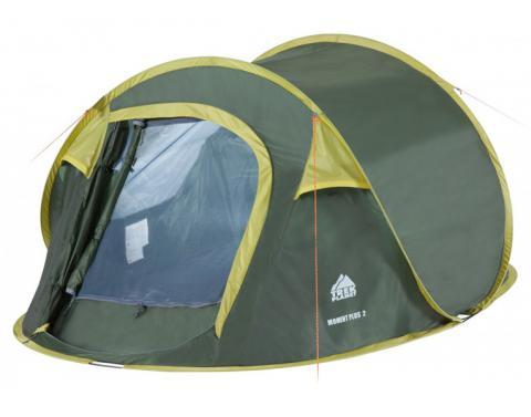 Туристическая палатка Trek Planet Moment Plus 2