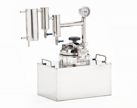 Cамогонный аппарат «Скороварка куб» 30 литров
