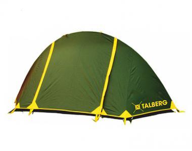 Туристическая палатка Talberg Burton 1