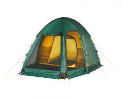 Кемпинговая палатка Alexika Minnesota 4 Luxe (green)-7