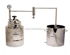 Cамогонный аппарат «Деревенский» 25 литров