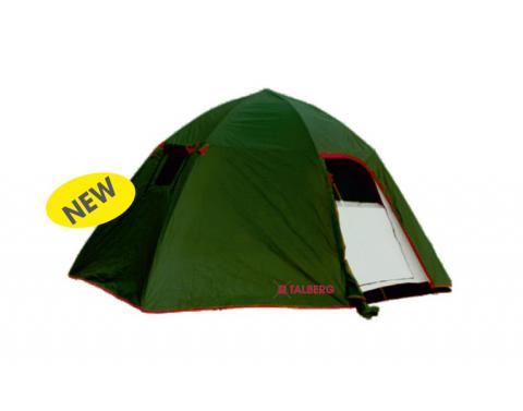 Туристическая палатка Talberg Gamma 4