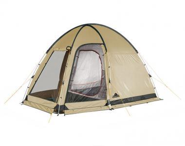 Кемпинговая палатка Alexika Minnesota 4 Luxe ALU (beige)