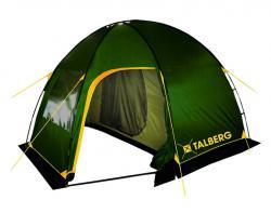 Кемпинговая палатка Talberg Bigless 3